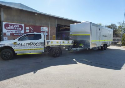 Allways Alltrax Caravan Manufacture and Hire
