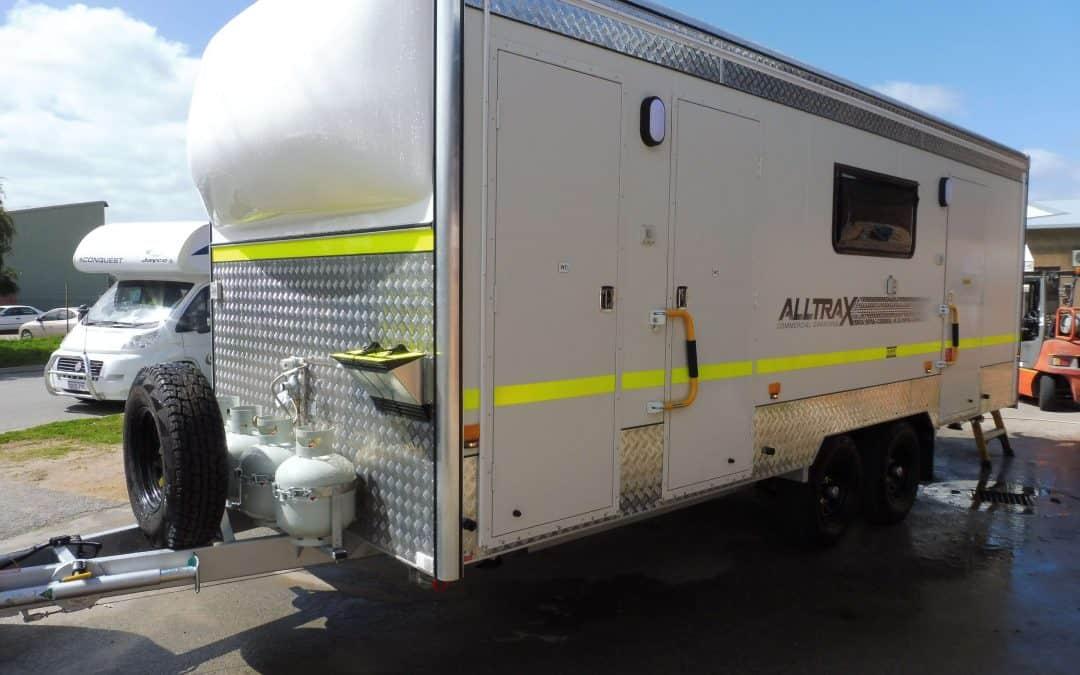 Ablution Caravan