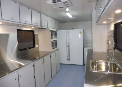 Custom Build - Hancock Prospecting 2018 kitchen