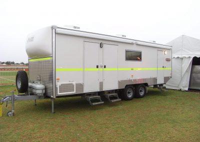 Custom Build - Kalgoorlie Van 2010 1