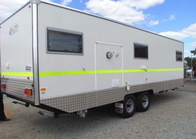 Custom Build - Kalgoorlie Van 2010 10