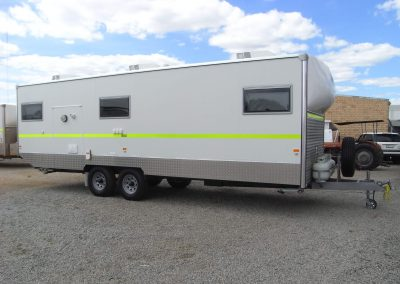 Custom Build - Kalgoorlie Van 2010 13
