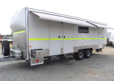 Custom Build - Kalgoorlie Van 2010 4