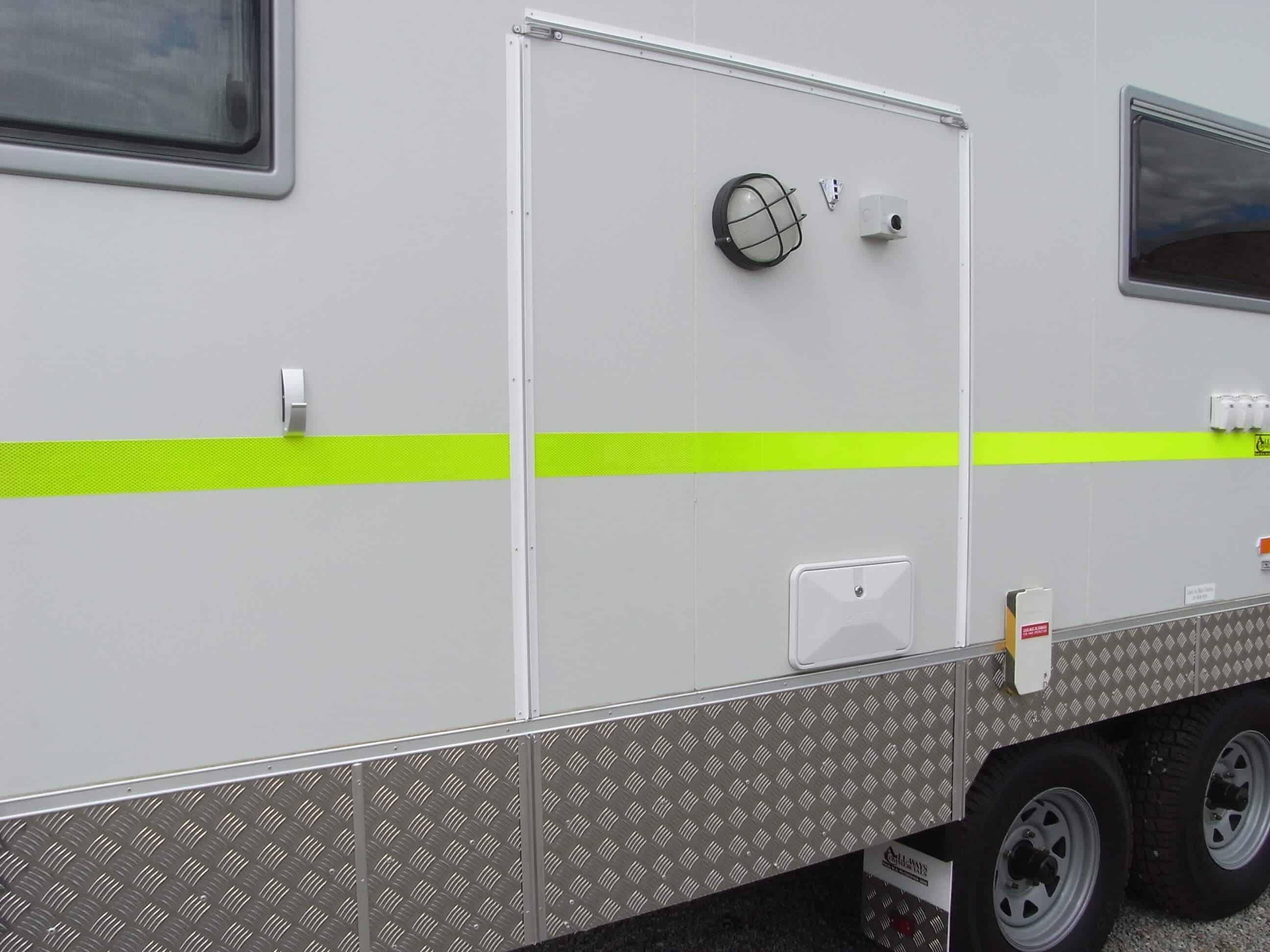 Kalgoorlie Van Allways Caravan