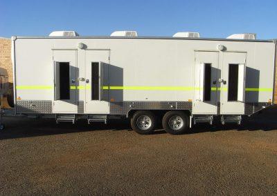Hire - 4 Berth Caravan 4