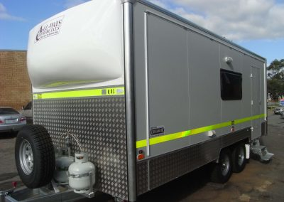 Hire - Kitchen Caravan 1