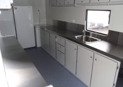 Hire - Kitchen Caravan 2