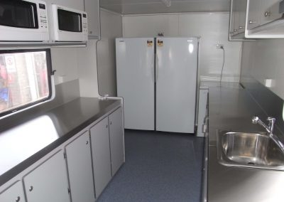Hire - Kitchen Caravan 3