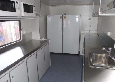 Hire - Kitchen Caravan 3