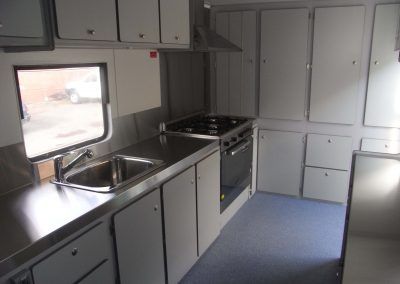 Hire - Kitchen Caravan 4