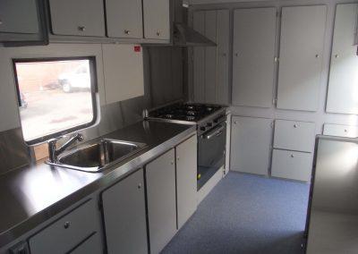 Hire - Kitchen Caravan 4