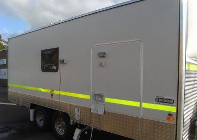 Hire - Kitchen Caravan 5