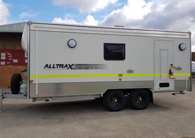 Alltrax Commercial Caravans
