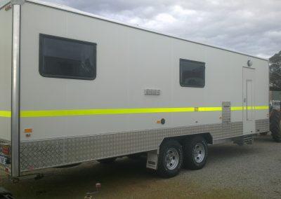 Combination Caravan