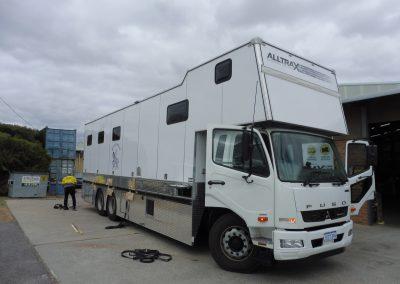 Horse Truck Rebuild