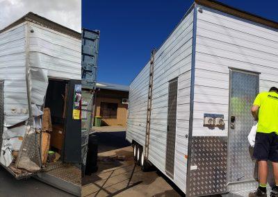 Repairs - Showbag Van