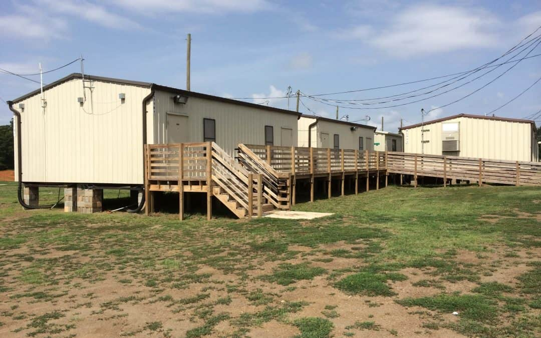 Top Benefits of Portable Classrooms